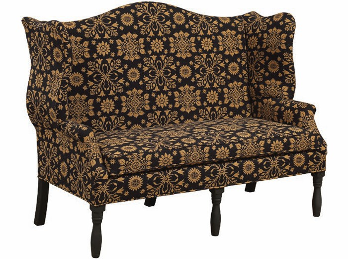 Primitive Couches And Chairs Off 55, Country Primitive Upholstered Furniture